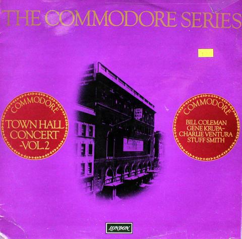 "The Commodore Series Vinyl 12"""