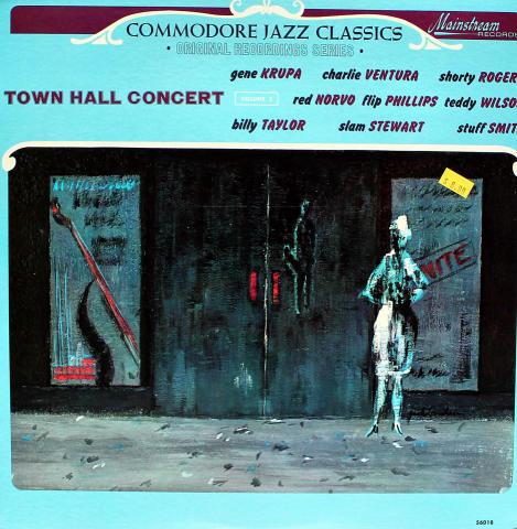 """Commodore Jazz Classics Vinyl 12"""""""