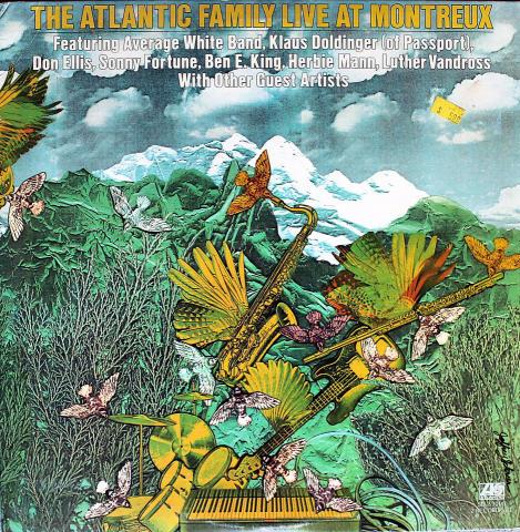"The Atlantic Family Vinyl 12"""