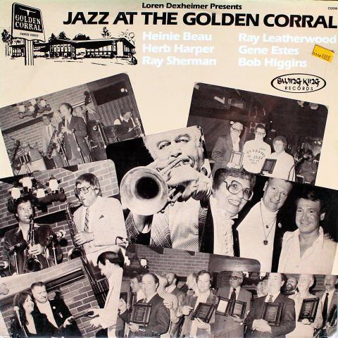 "Jazz At The Golden Corral Vinyl 12"""