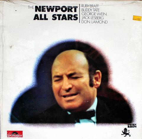 "The Newport All Stars Vinyl 12"" (New)"