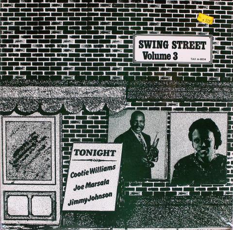 "Swing Street: Volume 3 Vinyl 12"""