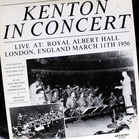 "Stan Kenton And His Concert Orchestra Vinyl 12"""