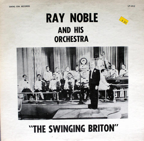 """Ray Noble And His Orchestra Vinyl 12"""" (Used)"""