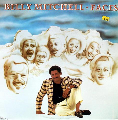 "Billy Mitchell Vinyl 12"""