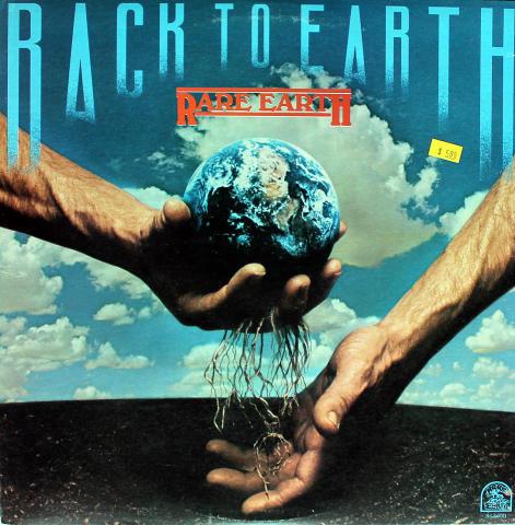 """Rare Earth Vinyl 12"""""""