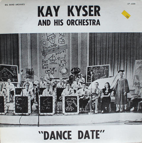 """Kay Kyser And His Orchestra Vinyl 12"""" (Used)"""