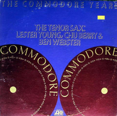 "The Commodore Years: The Tenor Sax Vinyl 12"""