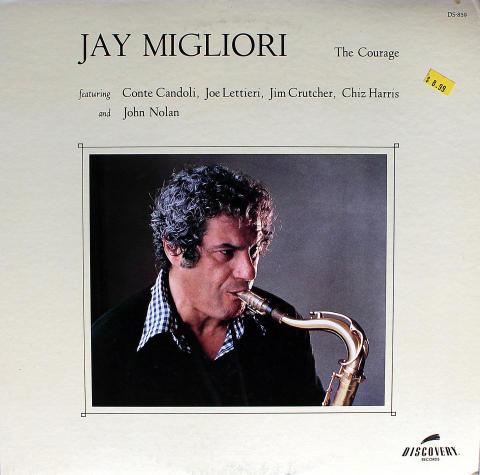 "Jay Migliori Vinyl 12"""