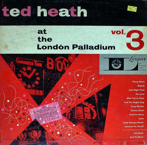 """Ted Heath Vinyl 12"""""""