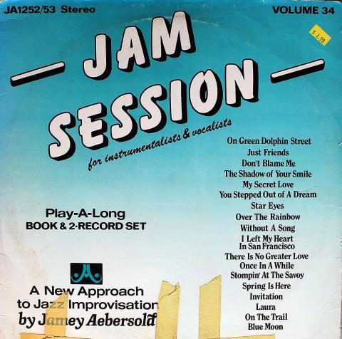 "A New Approach to Jazz Improvisation Vinyl 12"""