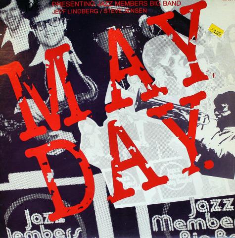 "Jazz Members Big Band Vinyl 12"""