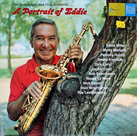 """A Portrait Of Eddie Vinyl 12"""""""