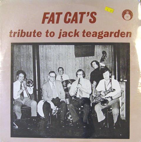 """Fat Cat Vinyl 12"""" (New)"""