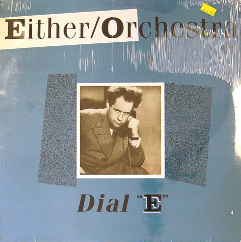 """Either/Orchestra Vinyl 12"""" (New)"""