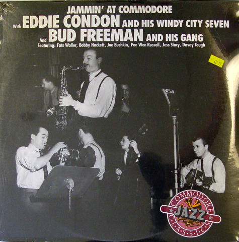 Eddie Condon And His Windy City Seven Vinyl 12""