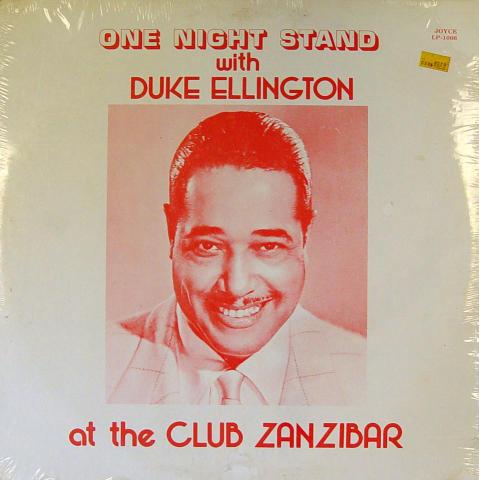 "Duke Ellington Vinyl 12"""