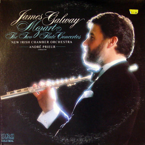 """James Galway Vinyl 12"""""""