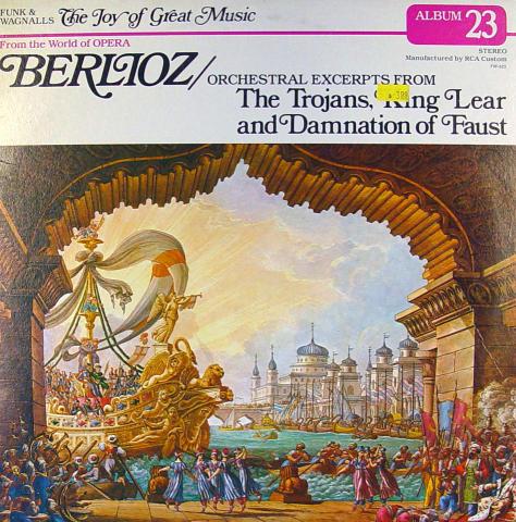 """Hector Berlioz Vinyl 12"""""""