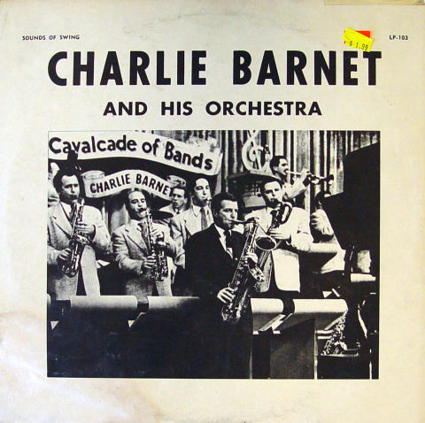 Charlie Barnet And His Orchestra Vinyl 12""