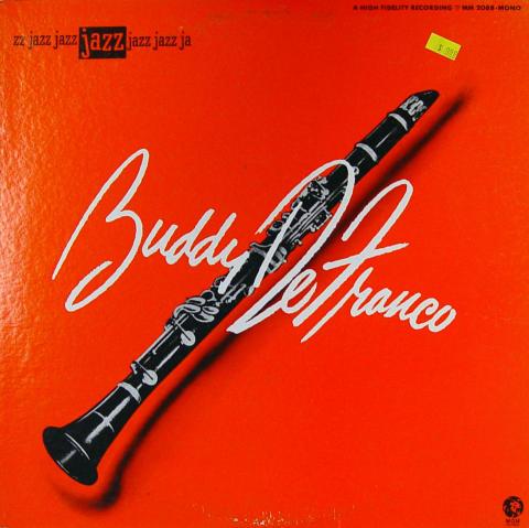"""Buddy DeFranco Vinyl 12"""""""
