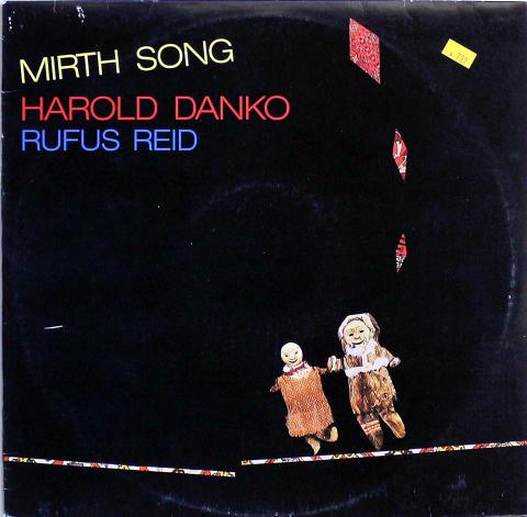 """Harold Danko Vinyl 12"""""""