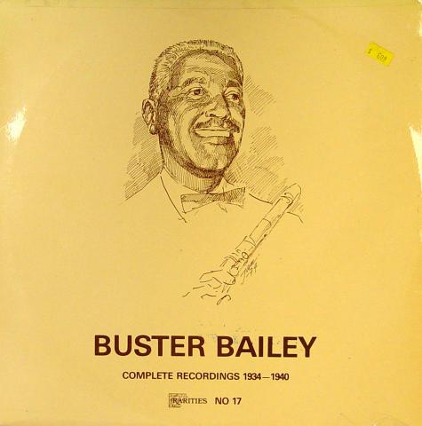 "Buster Bailey Vinyl 12"""