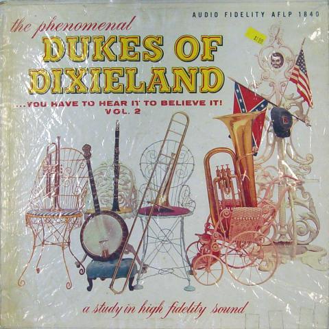 """Dukes of Dixieland Vinyl 12"""""""