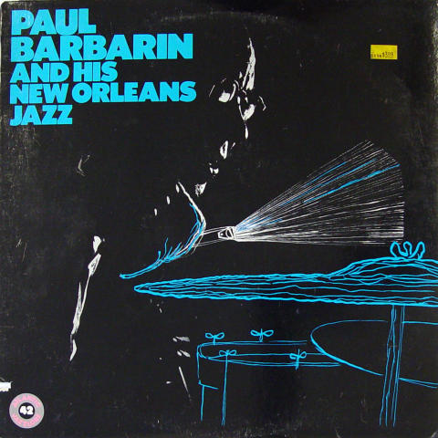 "Paul Barbarin Vinyl 12"" (Used)"