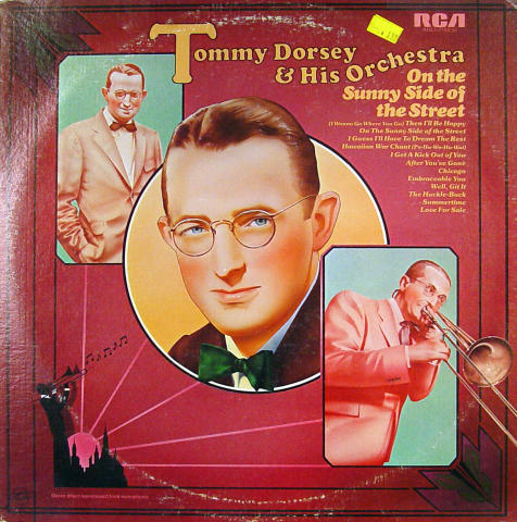 Tommy Dorsey & His Orchestra Vinyl 12""