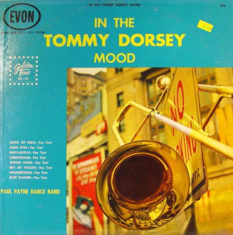 """Tommy Dorsey Vinyl 12"""""""