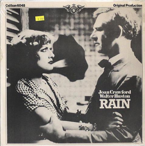 """Rain Vinyl 12"""""""
