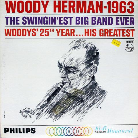 """Woody Herman Vinyl 12"""""""