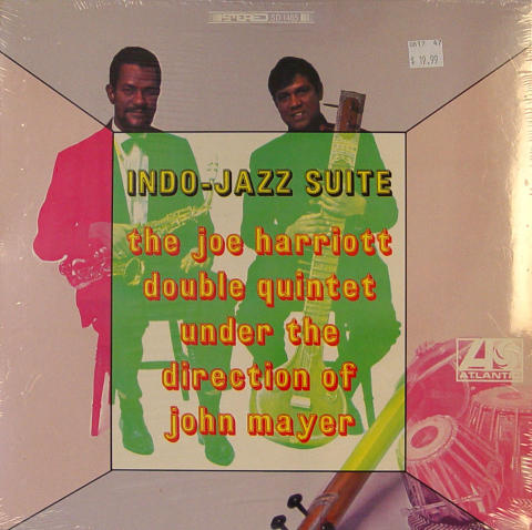The Joe Harriott Double Quintet Vinyl 12""