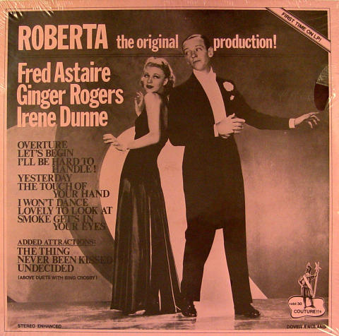 """Roberta Vinyl 12"""""""