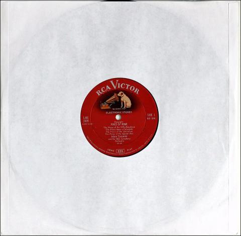 "Respighi Vinyl 12"""