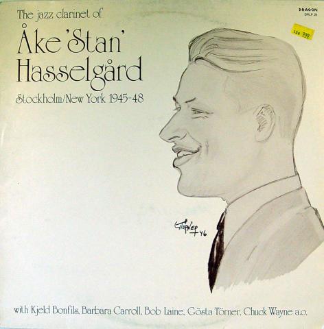 "Ake 'Stan' Hasselgard Vinyl 12"""
