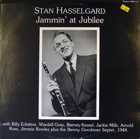 """Stan Hasselgard Vinyl 12"""""""
