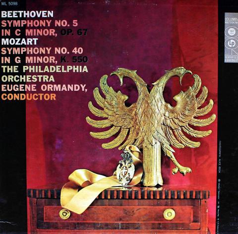 """Beethoven / Mozart Vinyl 12"""""""