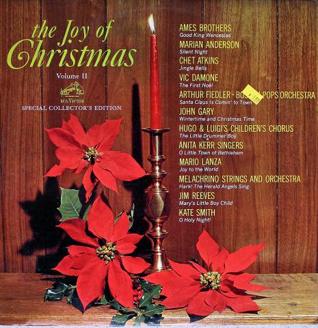 "The Joy Of Christmas: Volume II Vinyl 12"""