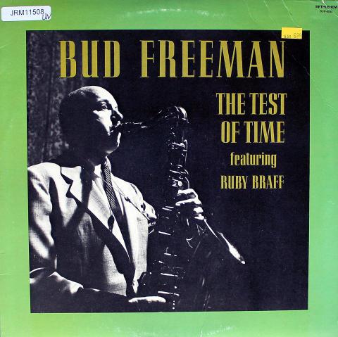 """Bud Freeman Vinyl 12"""""""