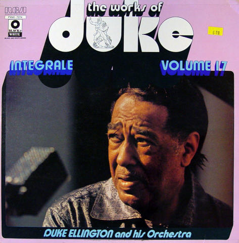 Duke Ellington and His Orchestra Vinyl 12""