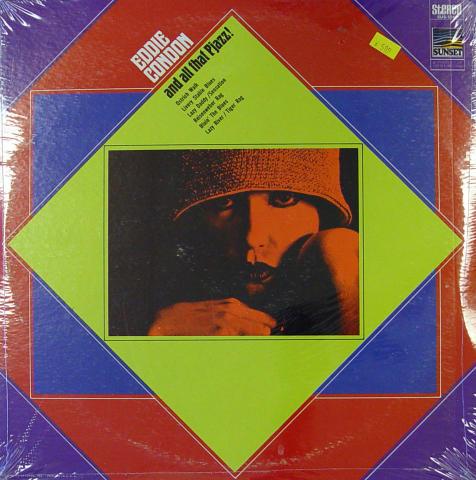 """Eddie Condon Vinyl 12"""" (New)"""