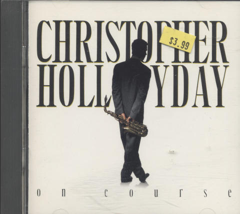 Christopher Hollyday CD