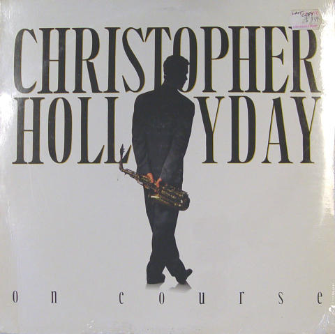 "Christopher Hollyday Vinyl 12"""
