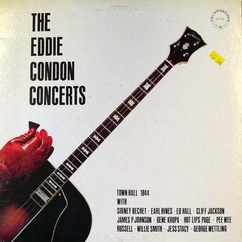 "Eddie Condon Vinyl 12"""