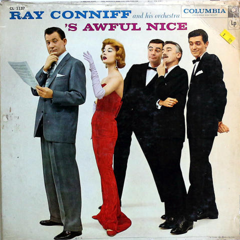 """Ray Conniff And His Orchestra Vinyl 12"""""""