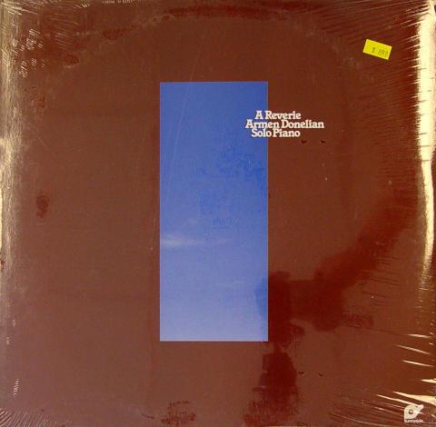"""Armen Donelian Vinyl 12"""""""