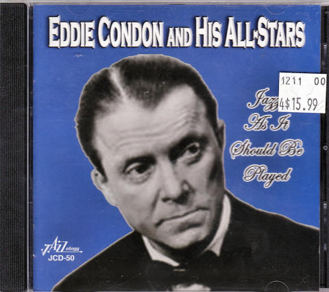 Eddie Condon And His All-Stars CD