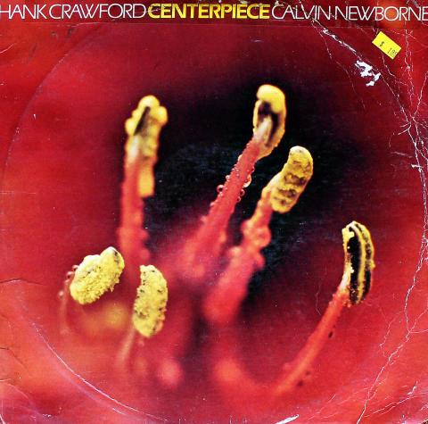 "Hank Crawford / Calvin Newborne Vinyl 12"""